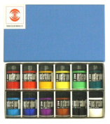 Turner 12colors of Poster Colour 40ml Set Bottle on Set