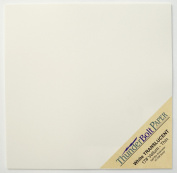25 Sheets White Transulcent 17# (pound) Vellum Paper 23cm X 23cm Photo|Scrapbook Size Light Weight by ThunderBolt Paper