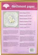 Parchment Paper - 250 Sheets