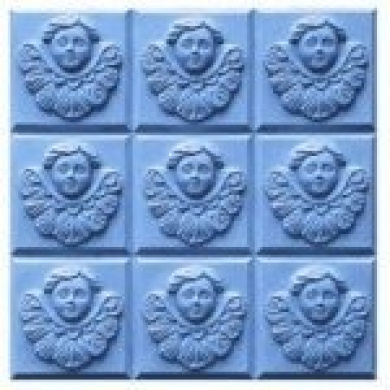 Angel Tray Soap Mould