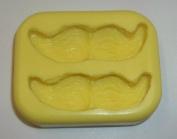 Moustache Soap & Candle Mould