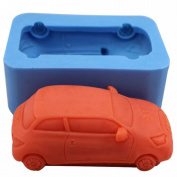 Audi A1 Car 0778 Craft Art Silicone Soap mould Craft Moulds DIY Handmade soap moulds