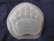 Bear Paw Print Soap Mould Qty-2 4645