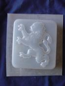 Lion Soap or Plaque Mould Qty-24628