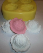 Small Scoops of Ice Cream Soap & Candle Mould