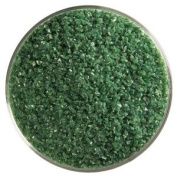 Dark Forest Green Opal Medium Frit - 90 Coe