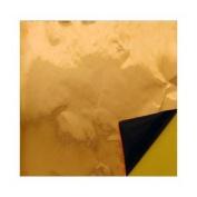 Black Back Foil Sheet - 30cm X 30cm