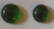 Glass Nuggets Green 240ml