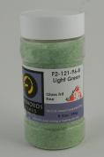 System 96 Fine Transparent Glass Frit - Light Green