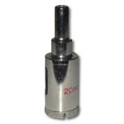 "3/4"" (20mm) Diameter, CORE DRILL BIT DIAMOND COATED"