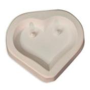 Heart Choker Jewellery Mould