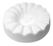 18cm Round Spiral Bowl Mould
