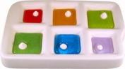 Offset Square Pendants Casting Mould
