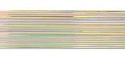 Cbs Rainbow Dichroic On Clear 1mm Stringers - 96 Coe