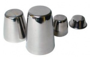 Stainless Steel Candle Cup Mould Set