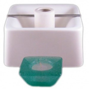 7.6cm Square Candle Holder Mould