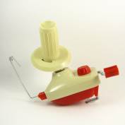 Portable Yarn Fibre String Ball Wool Winder Hand Operated Holder