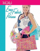 Leisure Arts-Easy Fabric Purses