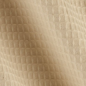 110cm Waffle Cloth Natural Fabric