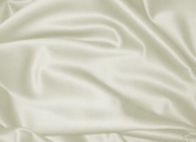 Ivory Peau Di Soie Bridal Satin Fabric 150cm By the Yard