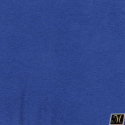 150cm Wide Vintage Suede Royal Blue Fabric By The Yard