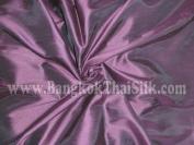 Caprice Faux Silk Plum Fabric