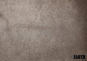 "150cm MICRO SUEDE FABRIC ""EARTH"" FOR UPHOLSTERY (PASSION SUEDE) BTY"