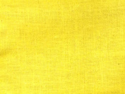 120cm Wide Yellow Colour Jute Burlap Fabric By The Yard