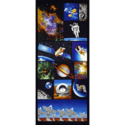 I Want My Space 140cm Wide Space Exploration Panel Multi Fabric