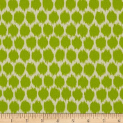 Waverly Sun N Shade Seeing Spots Mint Julep Fabric