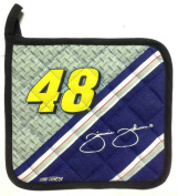 LOWE's Jimmy Johnson #48 NASCAR Pot Holder