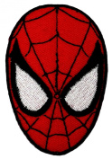 Spider-man Superhero Embroidered iron-on/sew-on patch