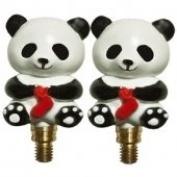 Hiya Hiya Interchangeable Panda Cable Stoppers - Large