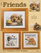 Jeannette Crews Jeanette Crews-Friends By Country Threads
