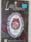 Lace Ornament: Joy Bear #1203