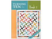 TURNING TEN BOOK 1 LET IT SHINE QUILTING PROJECT BOOKLET BOOK