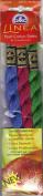 Pearl Cotton Skeins Kit - Set No. 18 - Colour Nos. 798, 330, 701