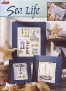 Sea Life (Lanarte) - Cross Stitch Pattern