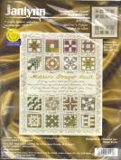 Janlynn - Mother's Prayer - Counted Cross Stitch Kit - #72-109