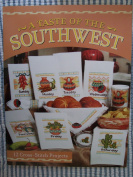 A Taste of the Southwest Counted Cross Stitch Chart
