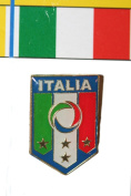 Italia Italy FIFA World Cup Metal Lapel Pin Badge New