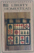 The Woodland Sampler Quilting Pattern - 50cm X 50cm Wall Hanging