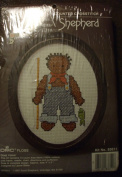"""""""Gone Fishin"""" Counted Crossstitch"""