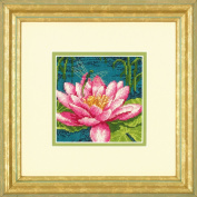 Dimensions Crafts Needlepoint Kit, Dragon Lily