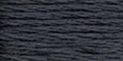 Anchor Six Strand Embroidery Floss 8.75 Yards-Charcoal Grey Dark 12 per box