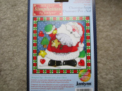 "Snowman ""I Love Winter"" Counted Cross Stitch Kit"