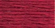 Anchor Six Strand Embroidery Floss 8.75 Yards-Cherry Red Medium 12 per box