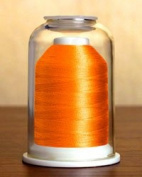 Hemingworth 1000m PolySelect Thread Neon Orange 1277