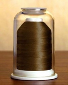 Hemingworth 1000m PolySelect Thread Dark Chocolate 1126