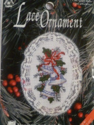 Lace Ornament - Silver Bells Model 1266